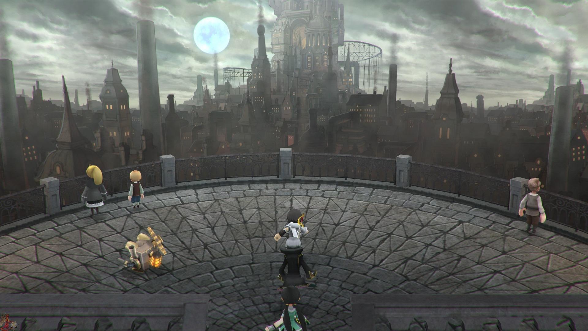 Lost Sphear Review Rpgamer