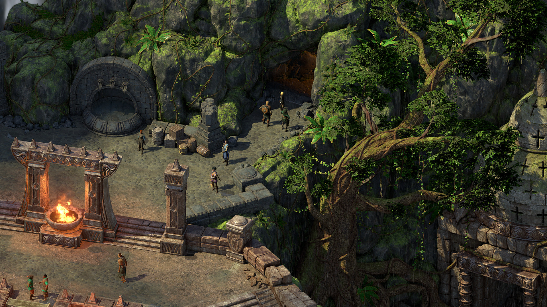 Pillars Of Eternity Wallpaper: Obsidian Entertainment Gives Update On Pillars Of Eternity