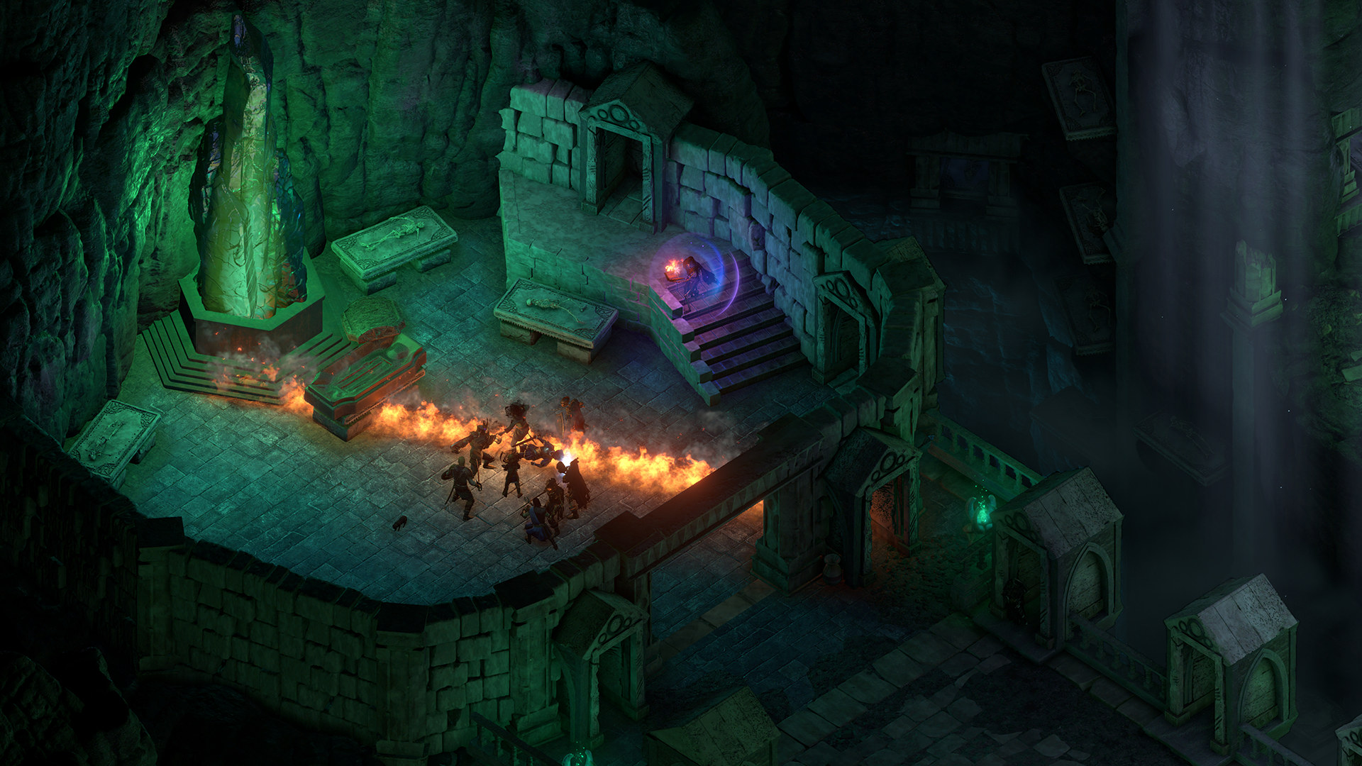 Pillars Of Eternity Ii Deadfire Impression Rpgamer