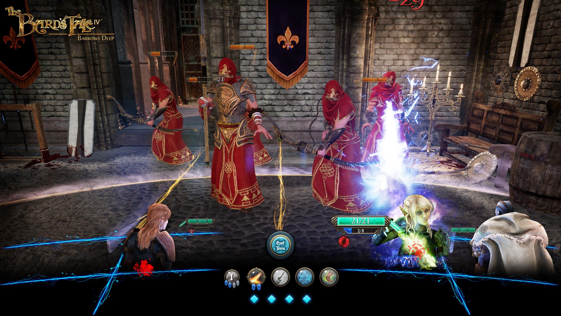 inXile Entertainment Demos The Bard's Tale IV – RPGamer