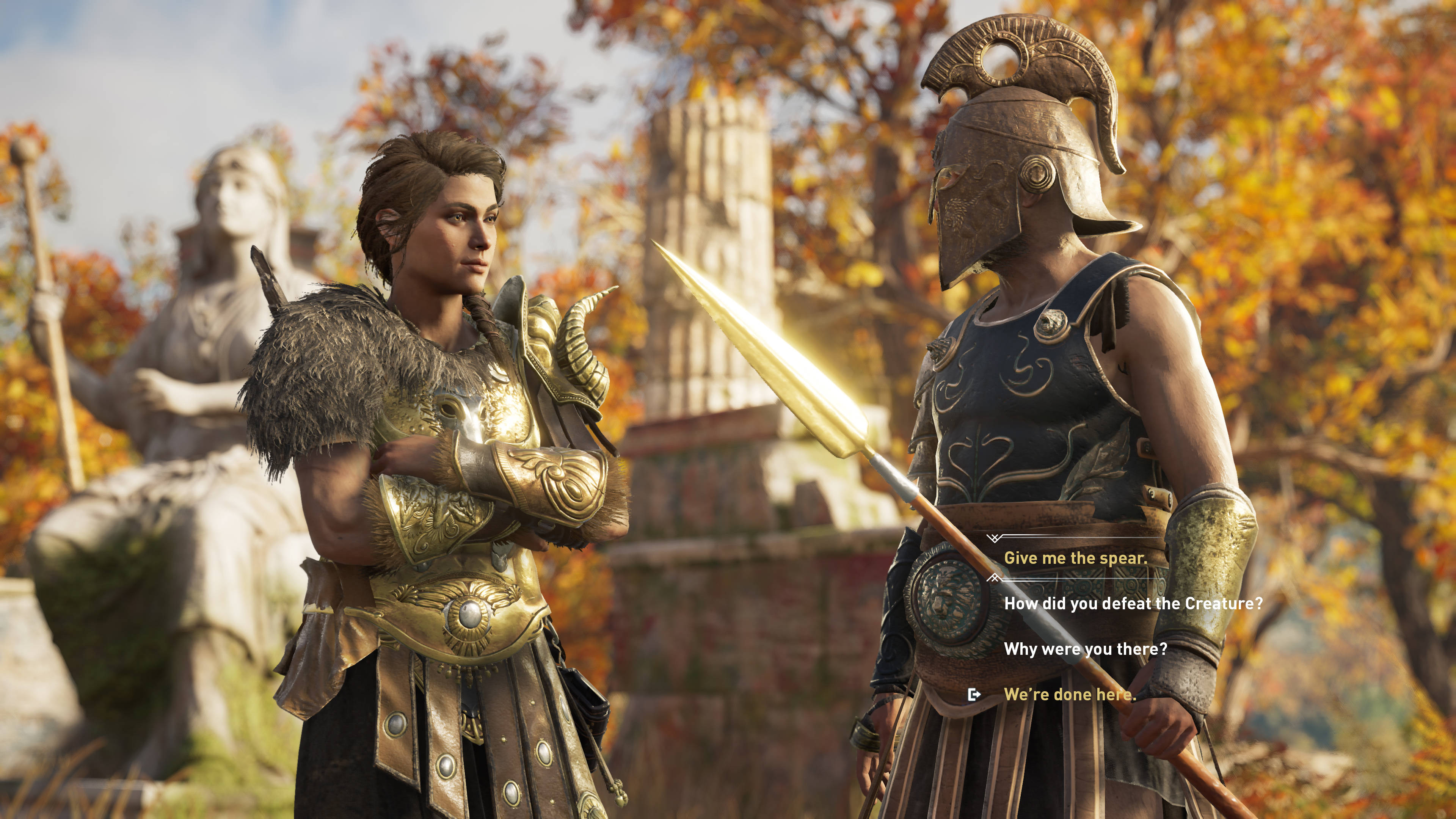 assassins creed odyssey give - HD1536×864