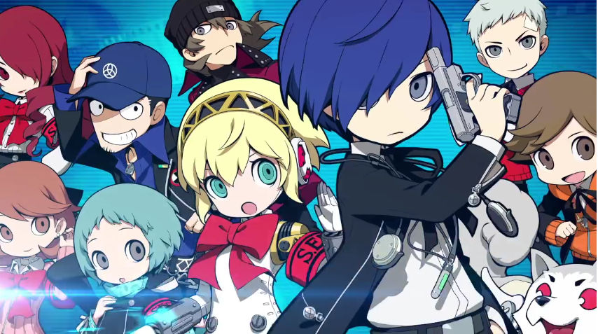 Worrying About Lengthy Labyrinths in Persona Q2 – RPGamer
