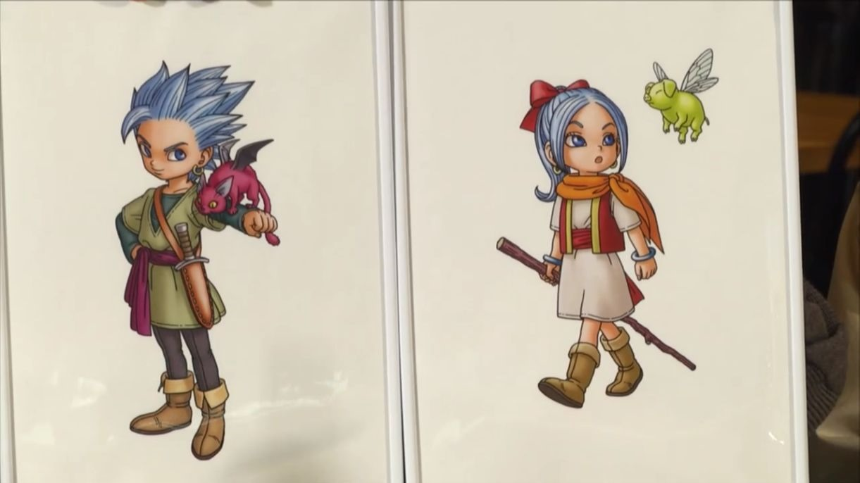 New Dragon Quest Monsters Games In Development For Japan Rpgamer