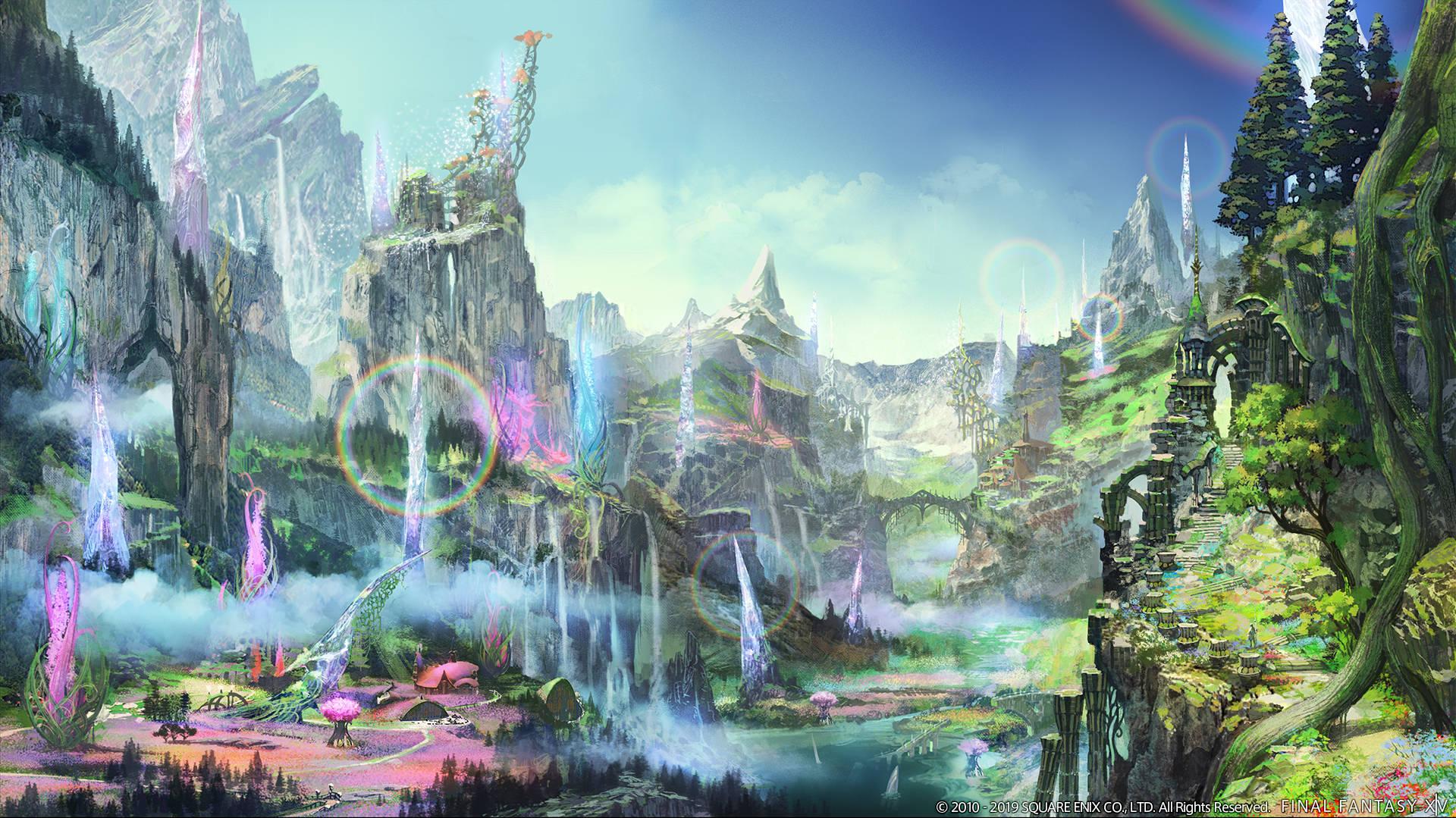 Final Fantasy XIV: Shadowbringers Release Date, Gunbreaker ...