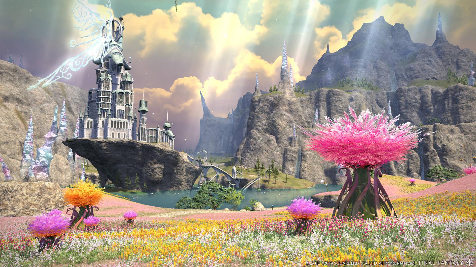 Final Fantasy XIV: Shadowbringers Release Date, Gunbreaker Job