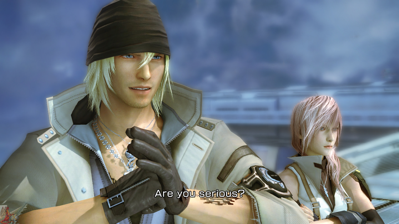 Final Fantasy XIII Review (PC) – RPGamer
