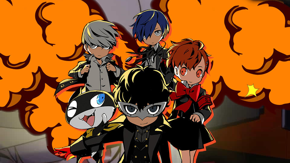 Persona Q2 Shows Some Returning Heroes, DLC Details Revealed