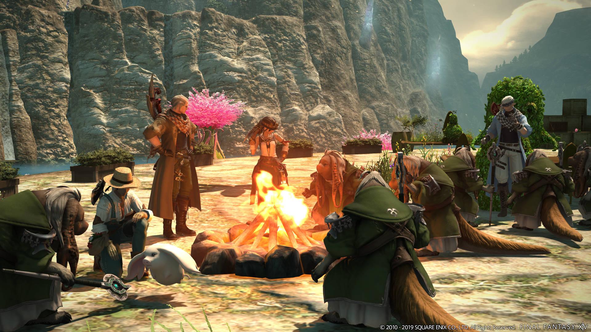 Naoki Yoshida, Final Fantasy XIV: Shadowbringers E3 Interview – RPGamer