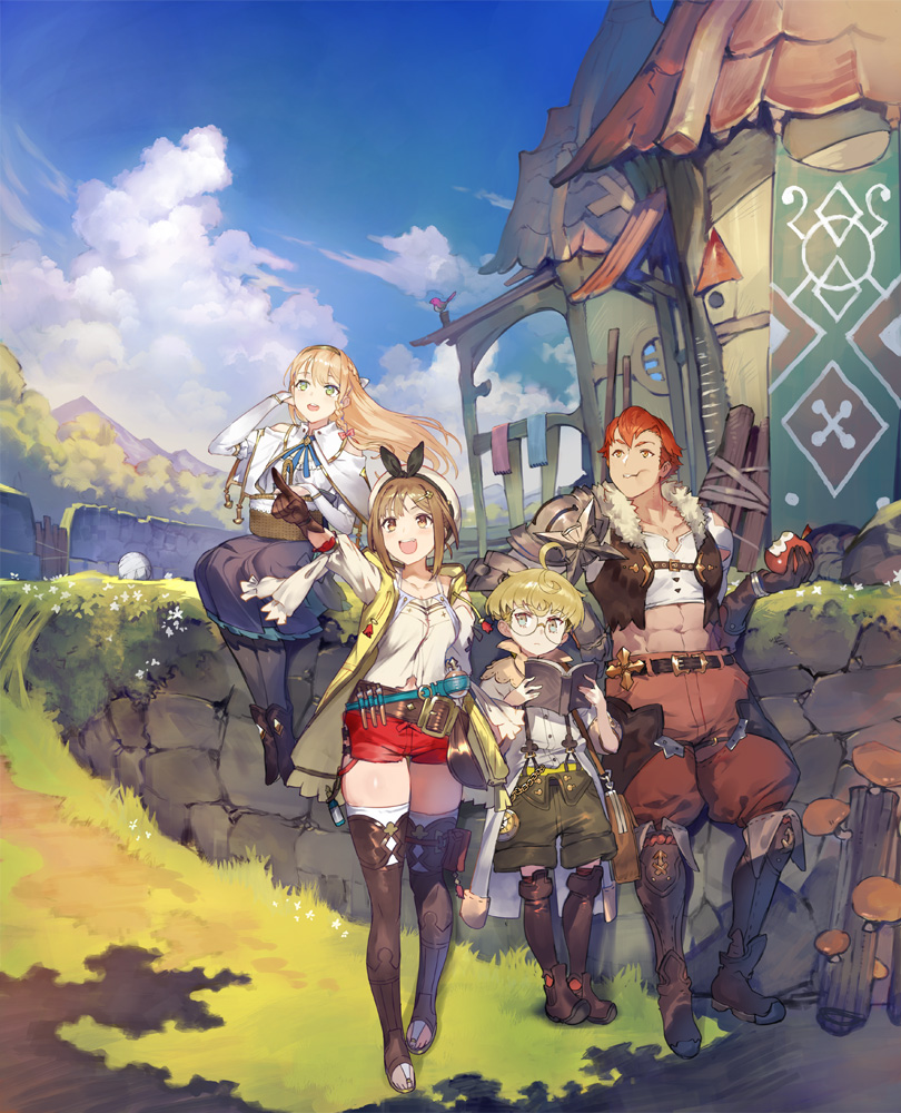 Atelier Ryza Ever Darkness And The Secret Hideout Rpgamer
