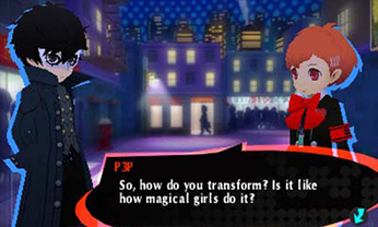 Persona Q2: New Cinema Labyrinth Review – RPGamer