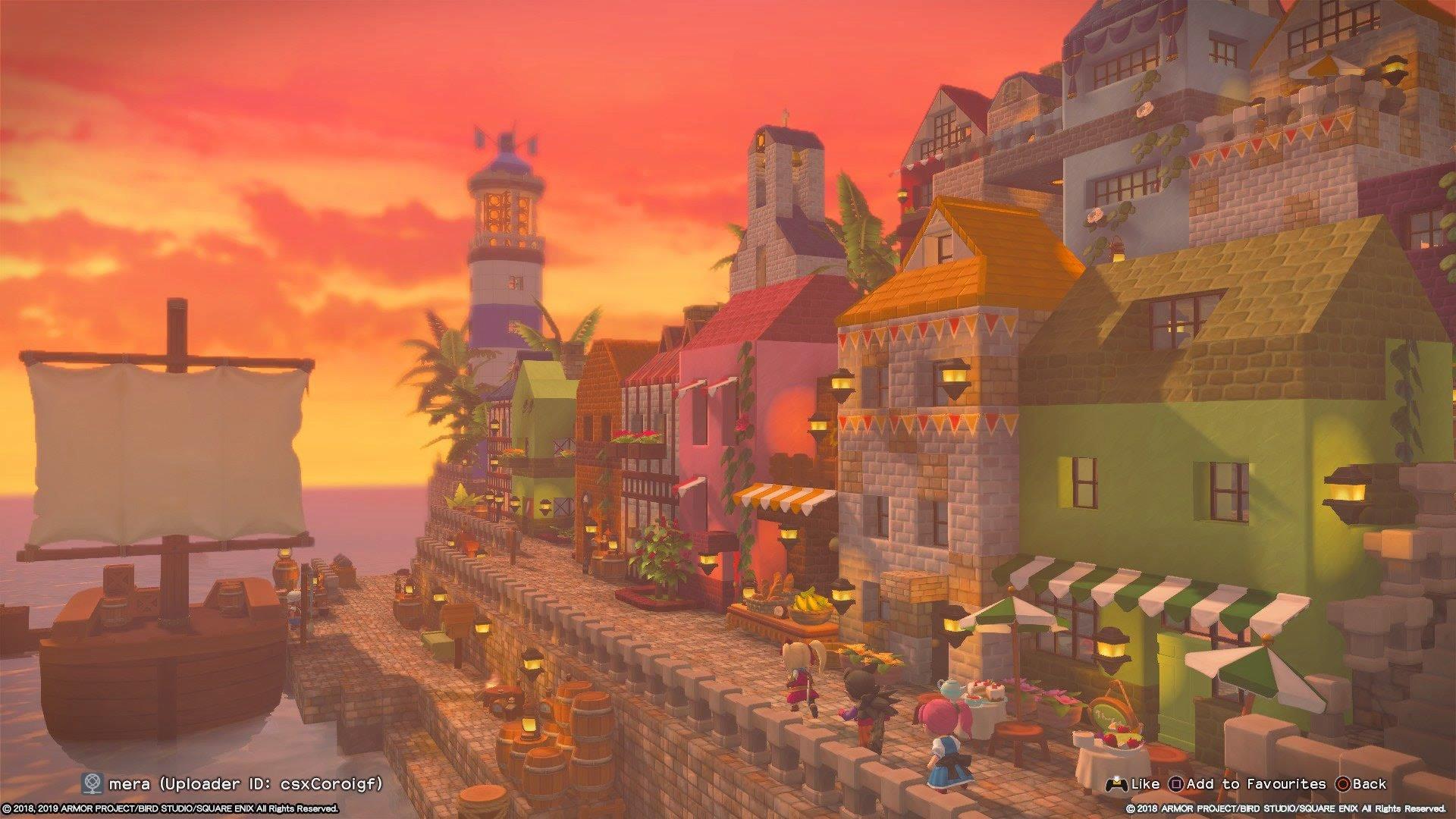 Dragon Quest Builders 2 Räume