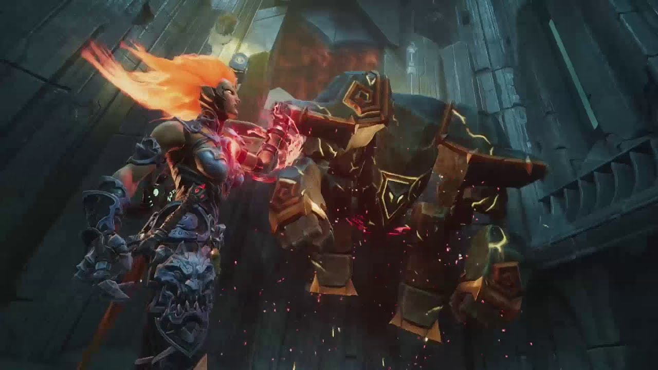 Darksiders III: Keepers of the Void Impression – RPGamer