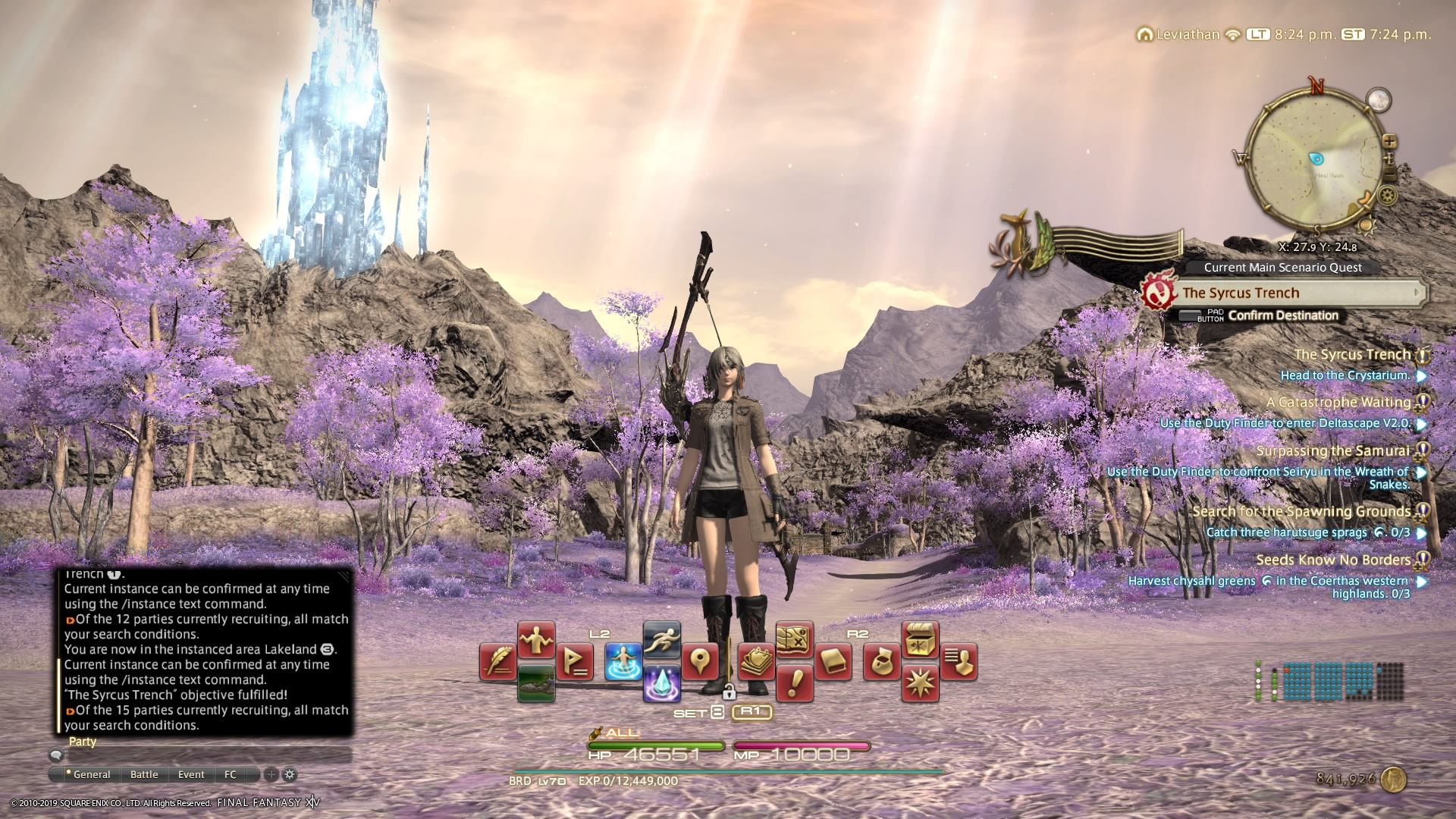 Final Fantasy XIV: Shadowbringers Review – RPGamer