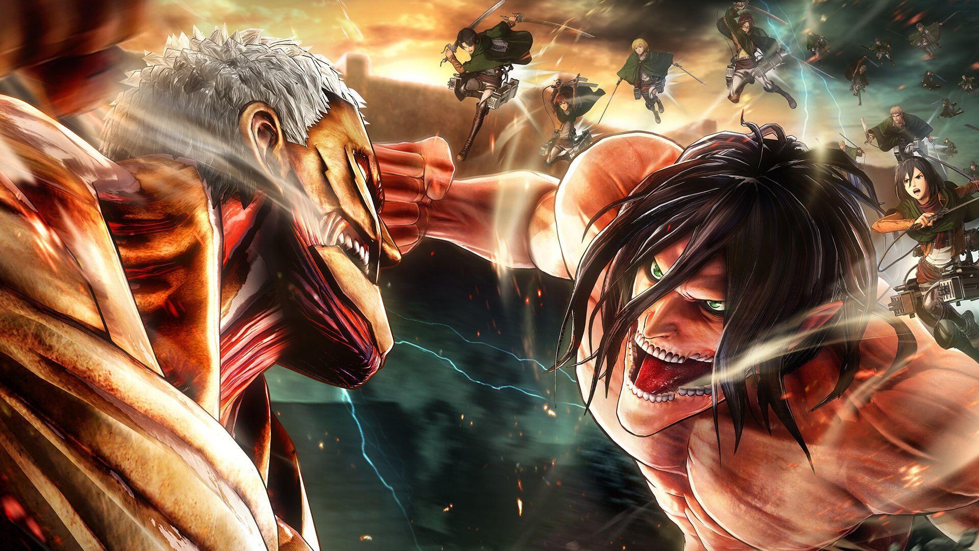 Attack on Titan 2: Final Battle Impression - RPGamer
