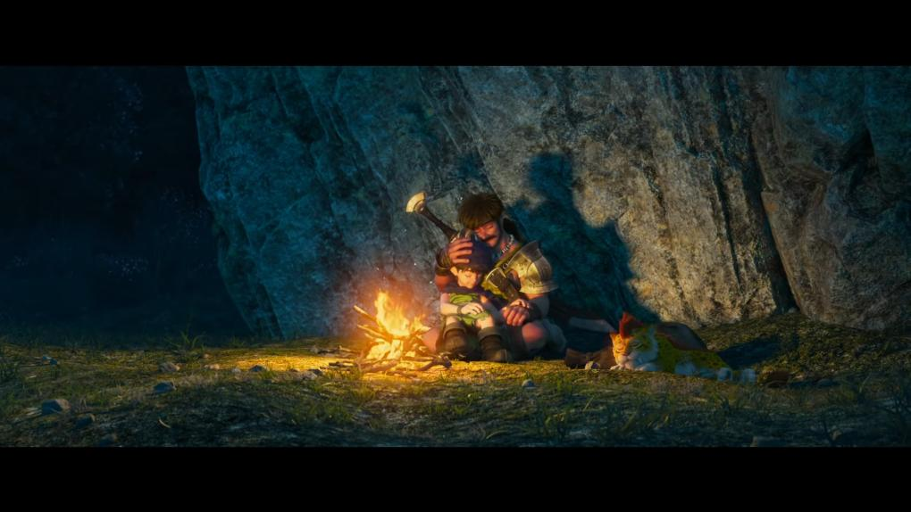 Dragon Quest Your Story Movie Review Rpgamer