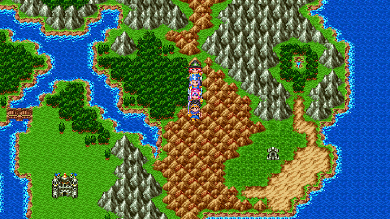 Dragon Quest Iii The Seeds Of Salvation Review Rpgamer