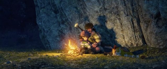 Dragon Quest Your Story Netflix Review Rpgamer