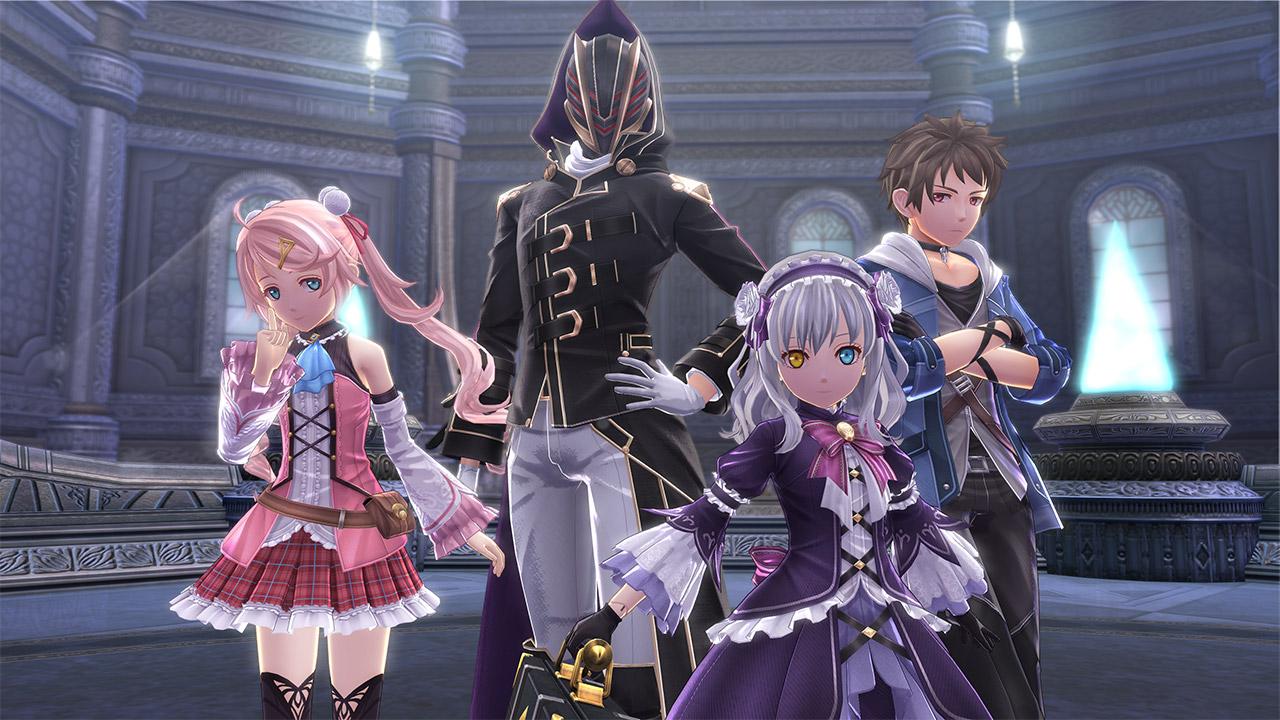 The Legend Of Heroes Hajimari No Kiseki S Third Protagonist Cross Story System Detailed Rpgamer