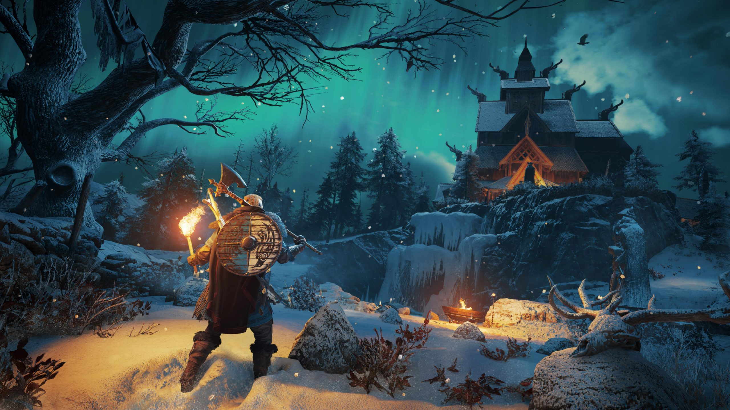 Assassin's Creed Valhalla Gets New Teaser Trailer – RPGamer