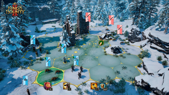 kings bounty ii 2021 02 12 005   RPG Jeuxvidéo